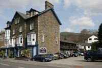 Brathay Lodge bed and breakfast Ambleside Cumbria